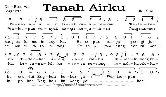 Lagu Wajib Nasional, Masih Hafal?