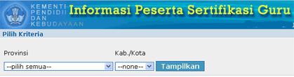 http www sergur pusbangprodik org index php pg listview